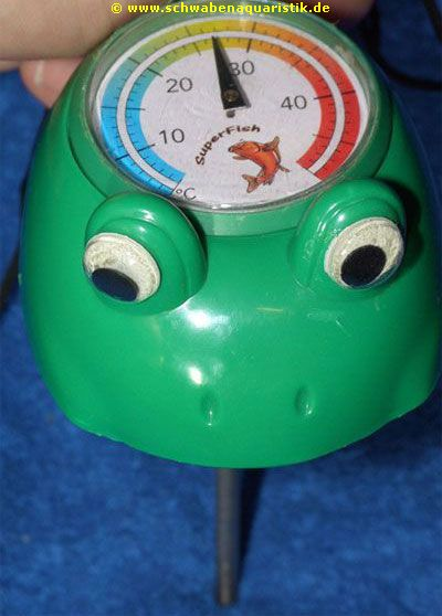 Teichthermometer Thermo-Frog