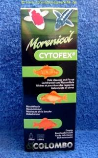 Teich zubeh r colombo cytofex 250ml ausreichend f r 2500 for Teichwasser
