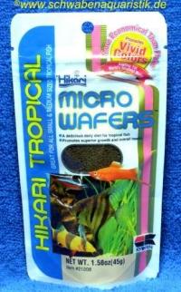 Fischfutter hikari micro wafers f r neonsalmler bis zum for Skalar futter